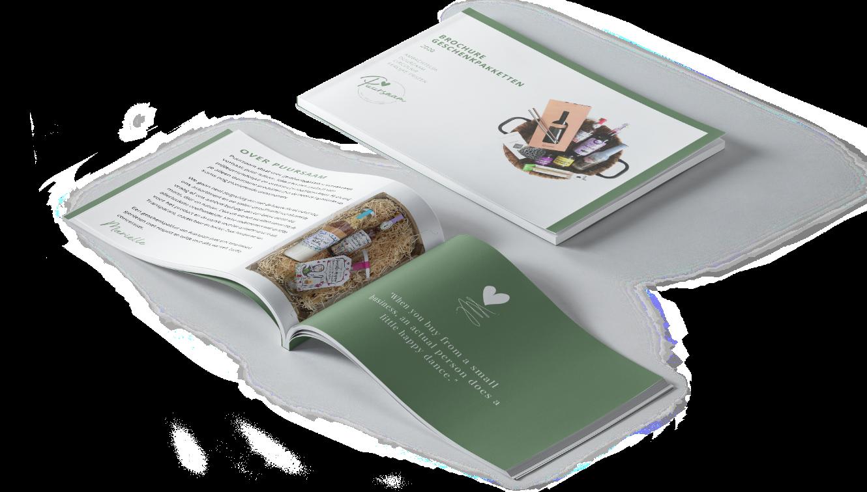 Duurzame cadeaupakketten voor de zakelijke markt - Puursaam